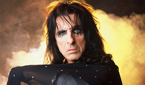 Shock-rock superstar Alice Cooper to headline Fairport Convention's Cropredy Festival